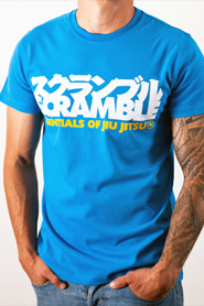 Scramble 'Essentials' T-shirt